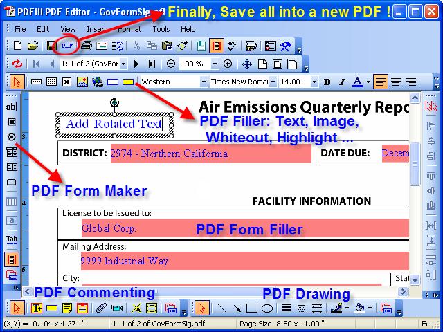 PDFill PDF Editor v6.0.