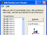 AIM Buddy Icon Stealer