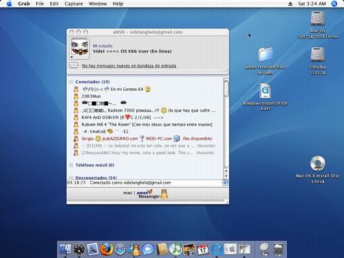 amsn for mac