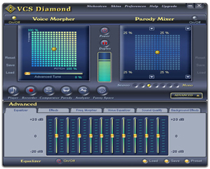 EDITION VOICE DIAMOND 7.0.47 AV TÉLÉCHARGER CHANGER SOFTWARE