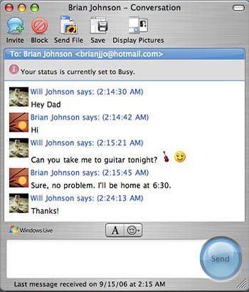 Msn messenger for mac os x free download msn messenger for mac os.