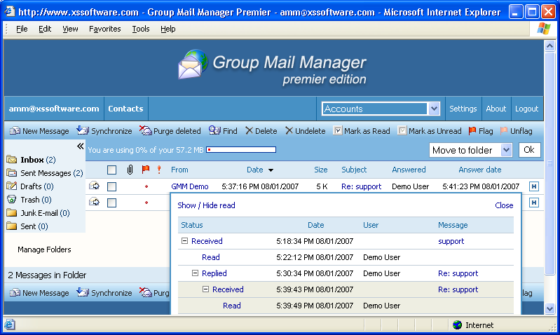 Group Mail Manager Premier 2.28.36 Free Download
