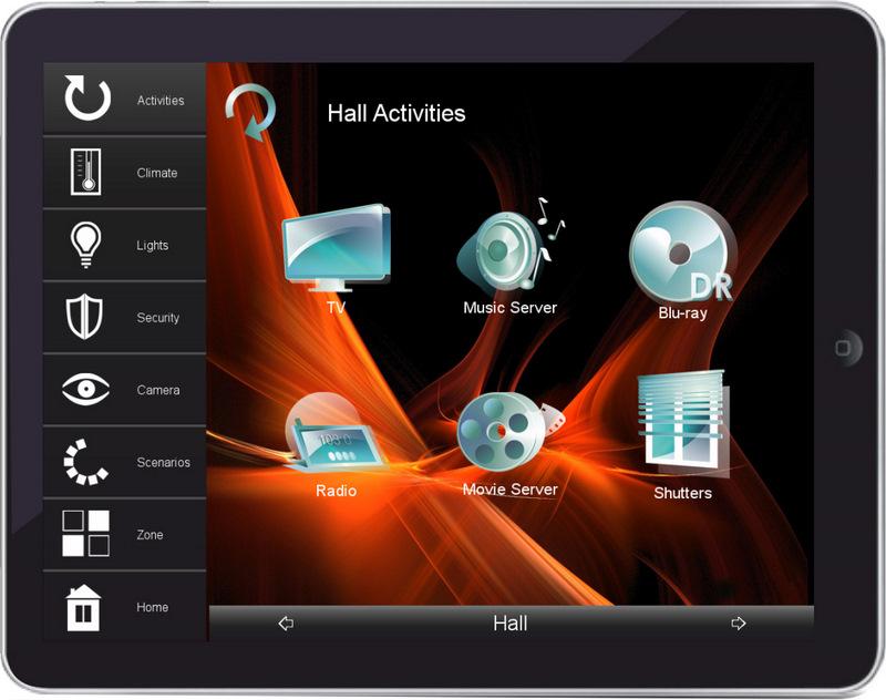 Control 4 Ipad Control For Ipad Publisher