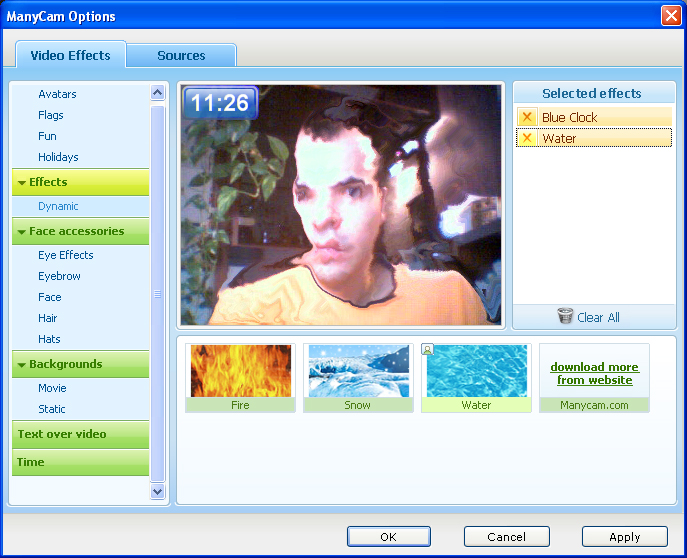 ManyCam free Download for Windows PC