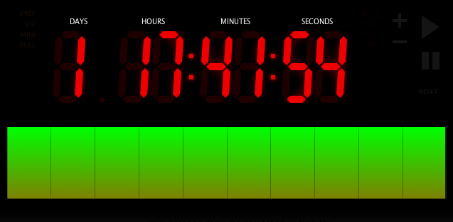 BlingClock - The Visual Countdown Timer 2 08 Free Download