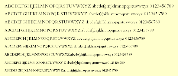 Bentley Font PS 1.51 Free Download and Software Reviews