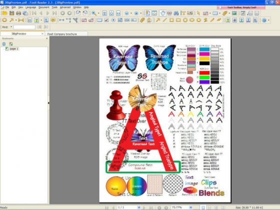 foxit open pdf in other window
