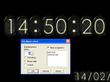 Old Digital Clock
