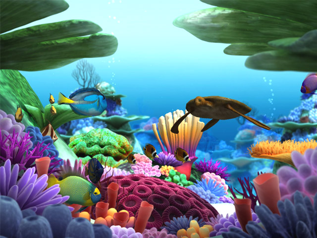 Read more about Marine Life 3D Screensaver ...
