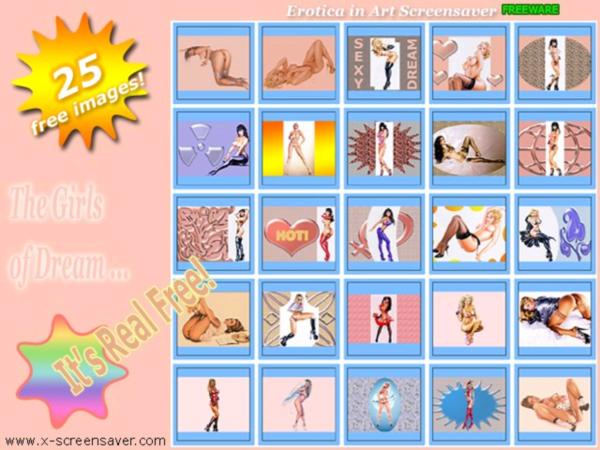 Erotic Screensaver 95