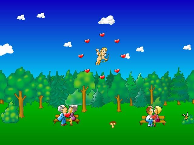 Amore screensaver 1 1 freeware download - Cute screensavers for kids ...