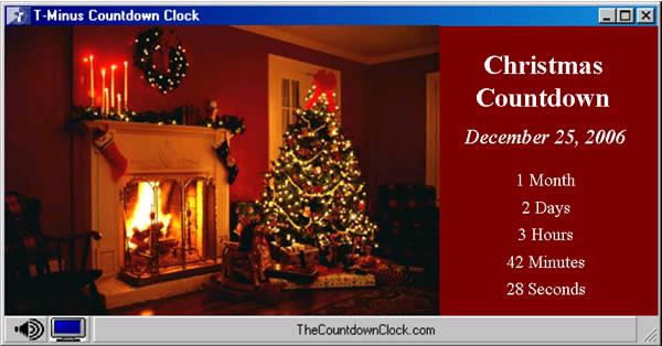 t minus christmas countdown 6 0 screenshots