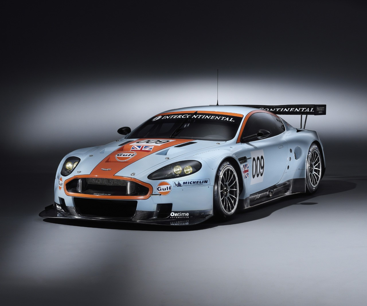 Aston Martin Screen Saver 1