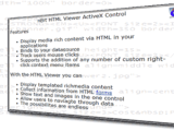 nBit HTML Viewer ActiveX