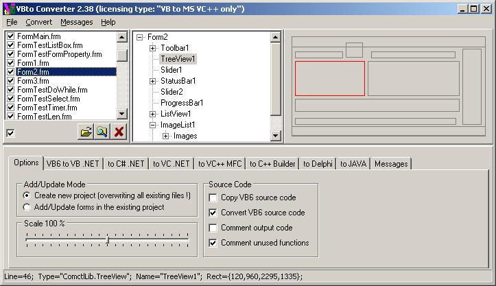 Скачать VBto Converter 2.32 Crack.