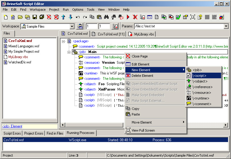 Excel fso w vbscript