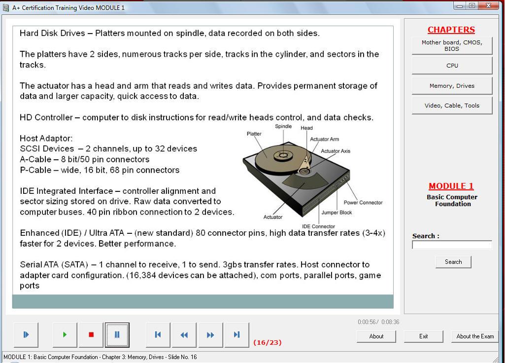 comptia certification exam plus screenshot screenshots geardownload test training questions enlarge