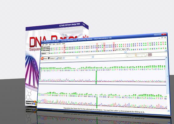 Molecular biology software mac