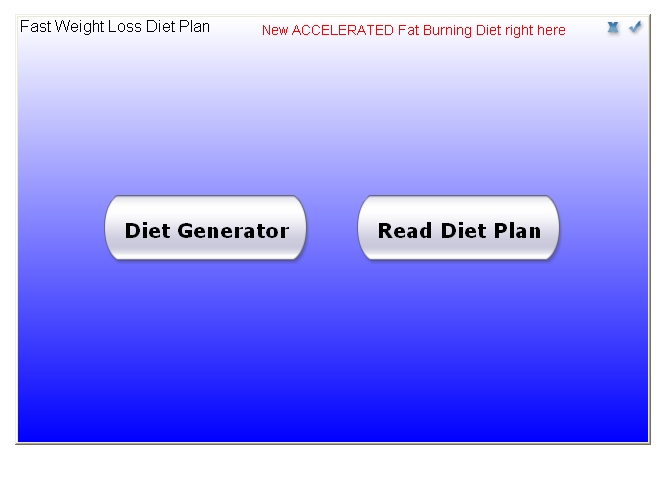 Fast Weight Loss Diet Plan 1.1.1
