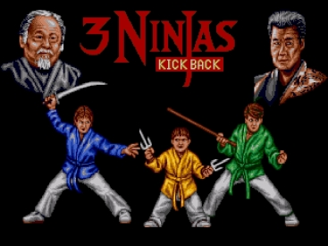 3 ninjas kick back free freeware download