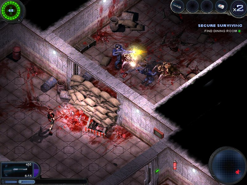 Download Alien Shooter 2 - Conscription Baixar Jogo Completo Full
