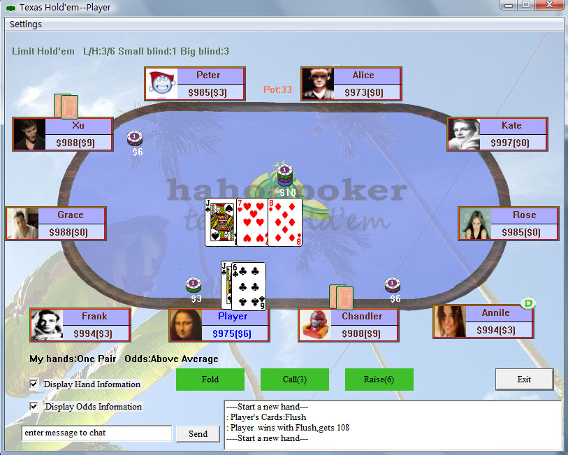download texas hold em