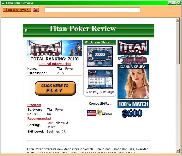 poker 123-1 Freeware Download