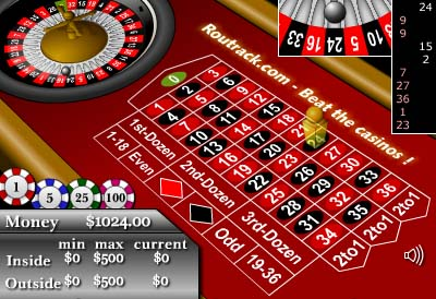 free roulette simulator downloads