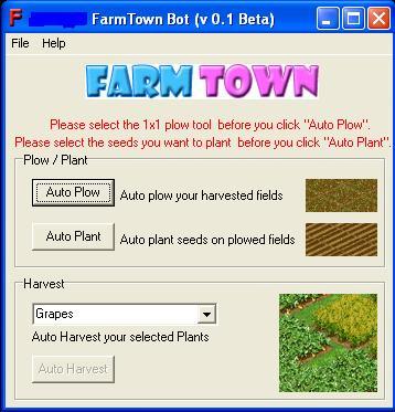 Farm Town Bot 2010 Freeware Download