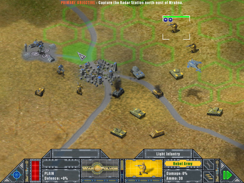 best free strategy war games