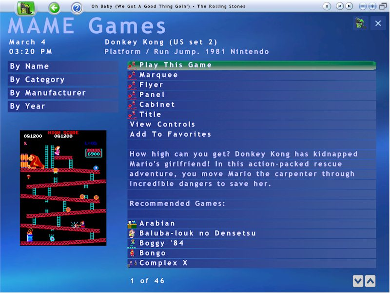 Download mame32 for windows 10 64 bits.