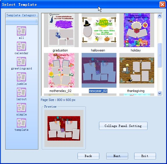 Free Collage Maker Software