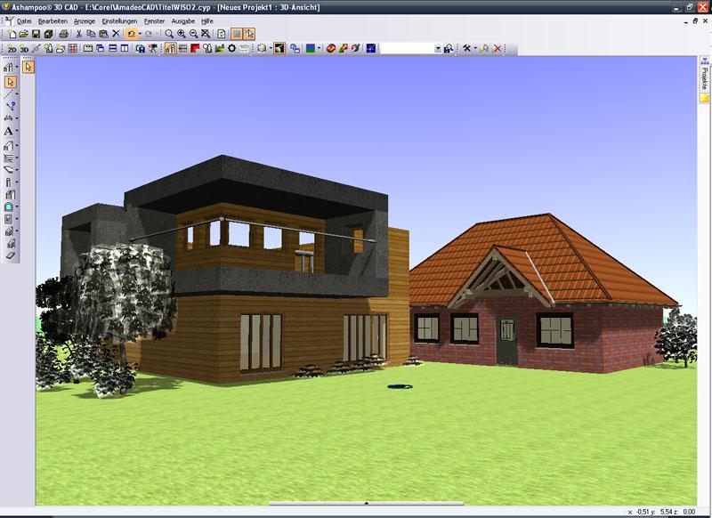 Ashampoo 3d Cad Architecture 2 0 Screenshots