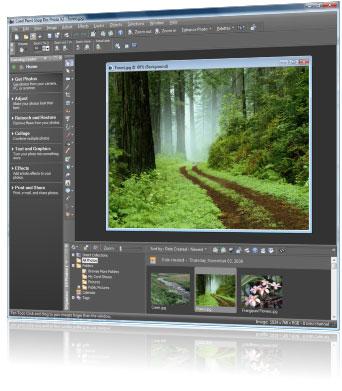 حصريا المنافس الاقوي لجميع برامج التصميم Corel Paint Shop Pro Photo Ultimate X3 13.2.0.41 كامل  Scr-corel-paint-shop-pro-photo-x2-ultimate