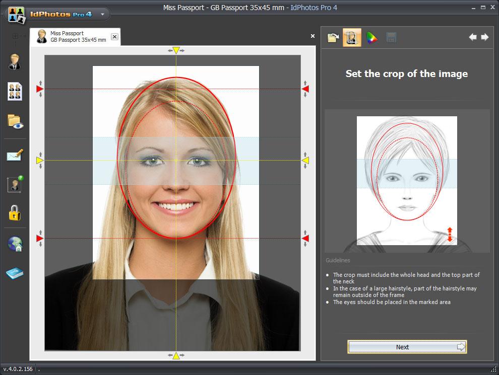 IdPhotos Pro 4.0.5 Screenshots