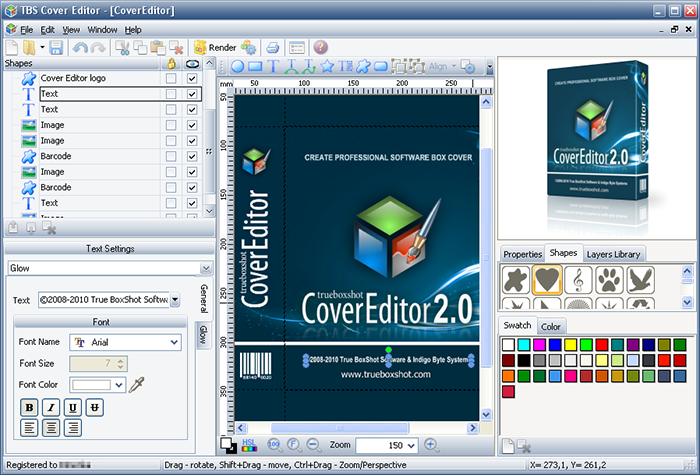 Book Cover Graphic Design Software : Tbs cover editor free download