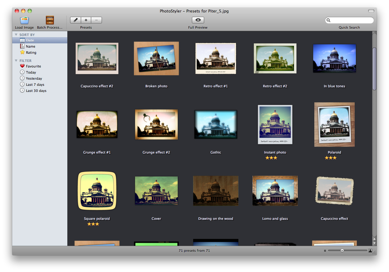 how to download a photo on a mac