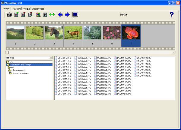 Назад к Photo Mixer 3.0. Природа. Фильмы.