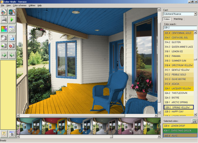 Color Style Studio Exterior Paint Colors Screenshots