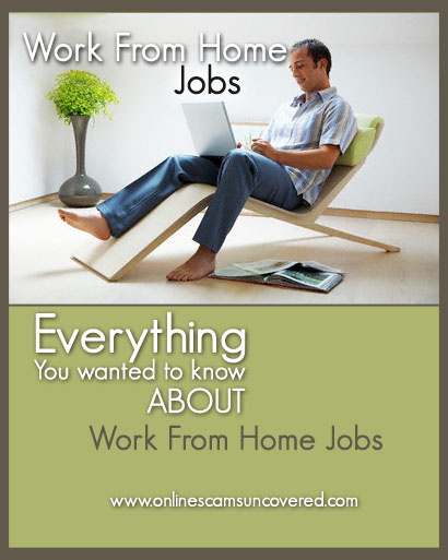 Online Work From Home Jobs 1.0 Freeware Download