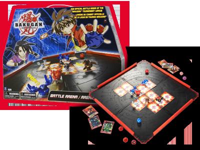 Bakugan Battle Arena 2010 Freeware Download