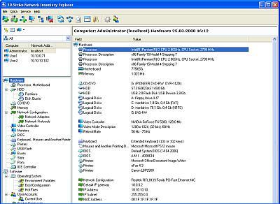 10-Strike Network Inventory Explorer 5.06 Screenshots
