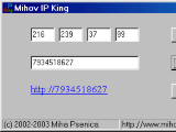 Mihov IP King
