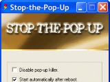 Stop-the-Pop-Up