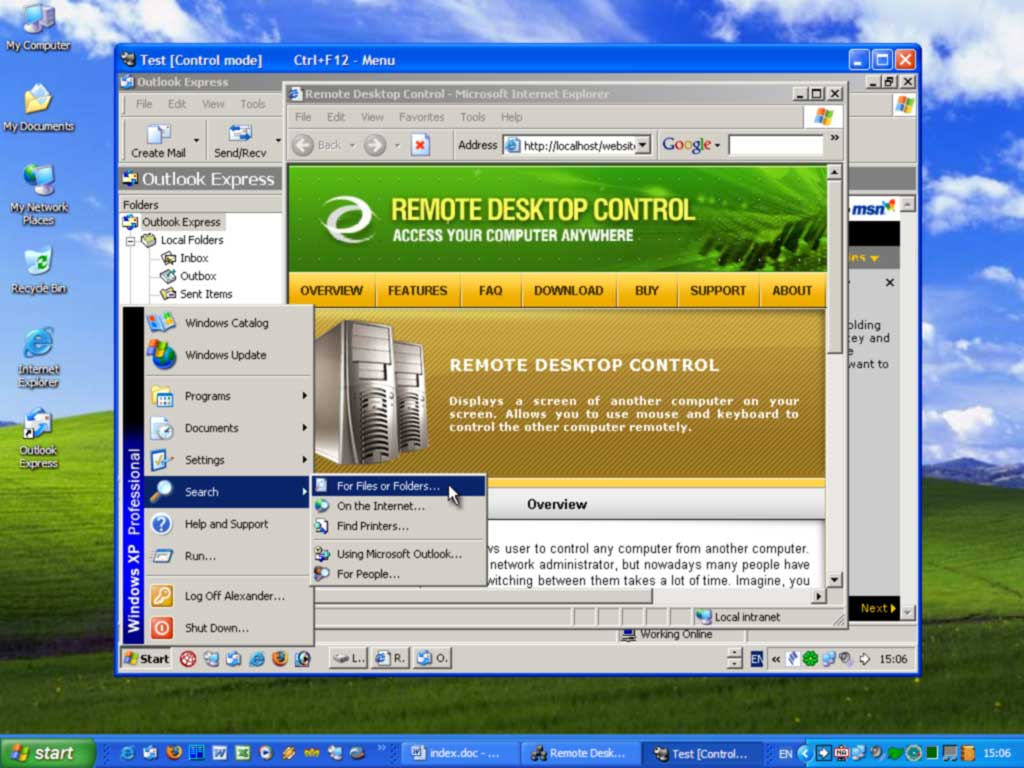 Remote Computer Access 1 2 Free Download