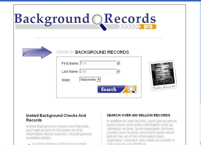 EMERGE | Background Check Software by Intelifi