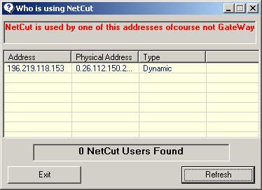 Anti NetCut 3.0 Freeware Download