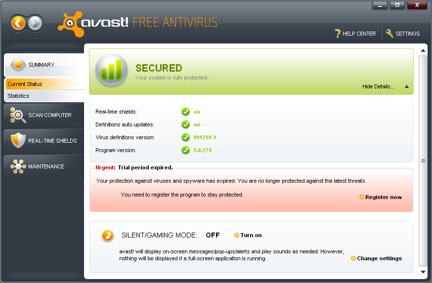 Avast free antivirus 6 freeware download Online antivirus download