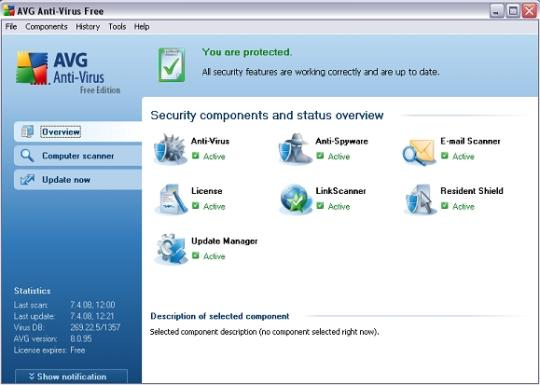 how to download virus protection free
