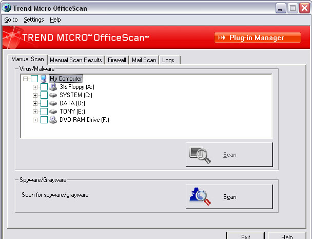 How To remove Trend micro Officescan manually